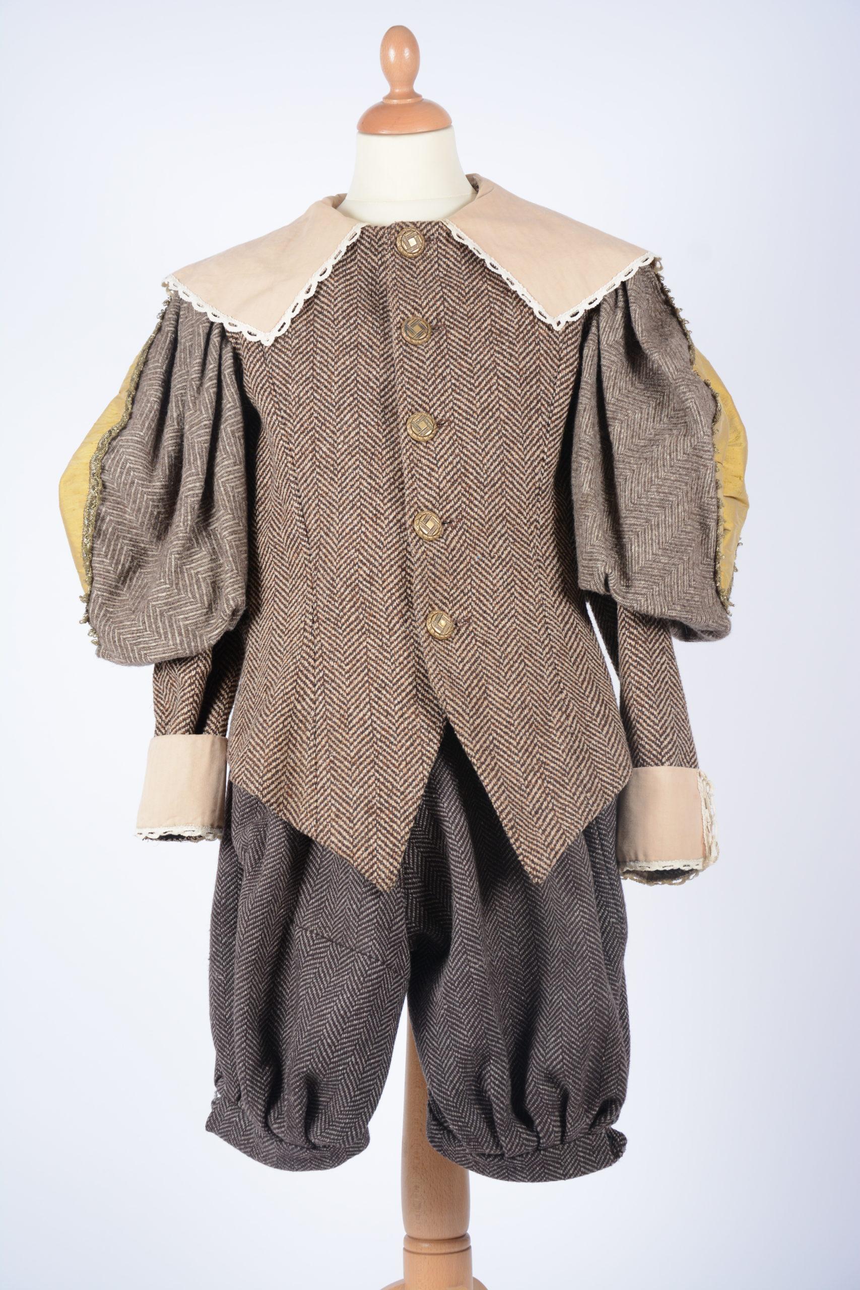Costume Louis 13